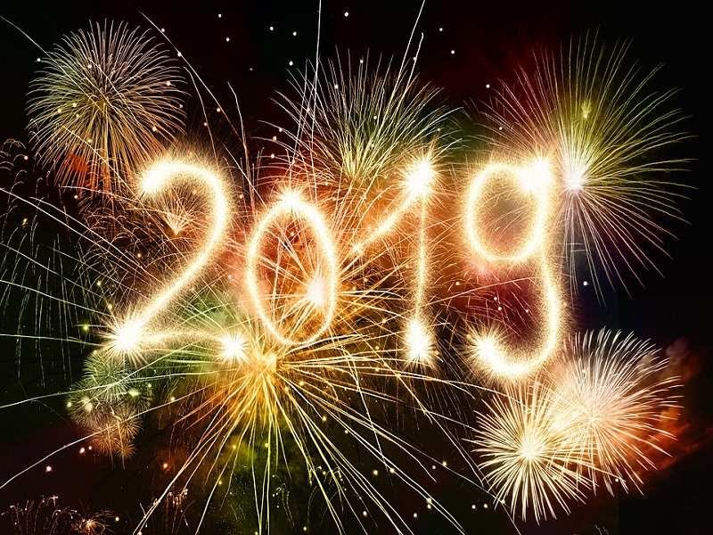 Happy New Year 2019 Images, Cards, GIFs, Pictures, Quotes