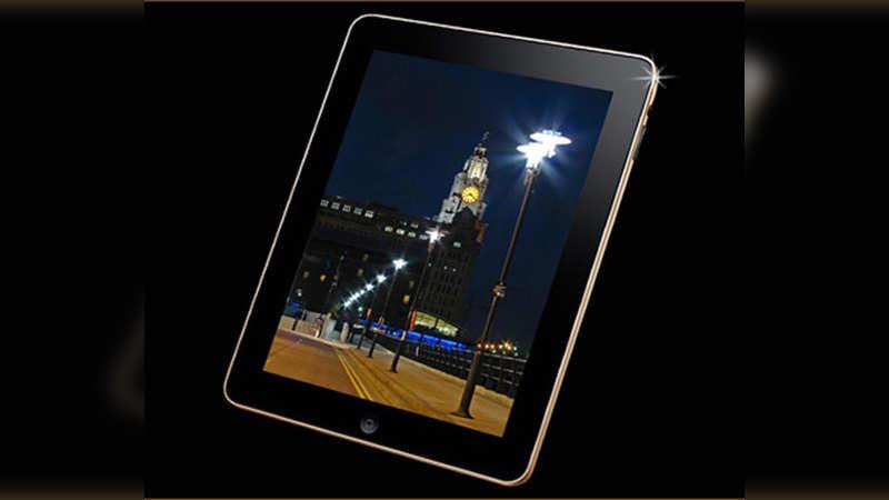 Gold iPad Supreme  190000