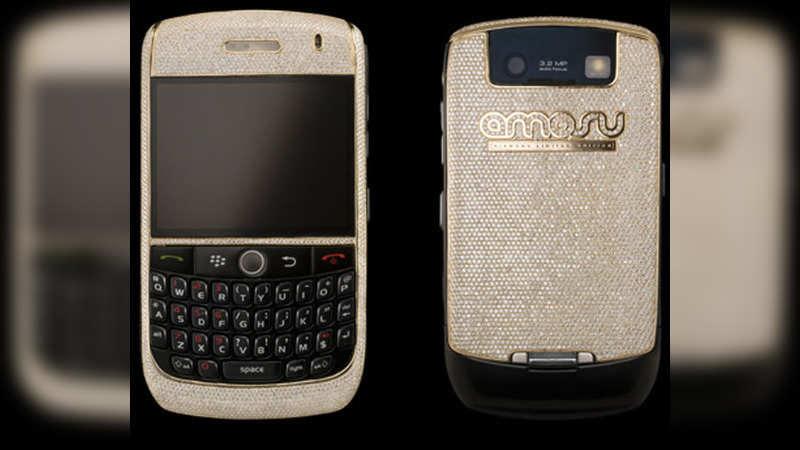 Diamond BlackBerry Amosu Curva  240000