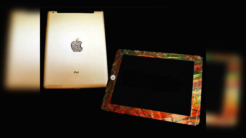 iPad 2 Gold History Edition  78 million